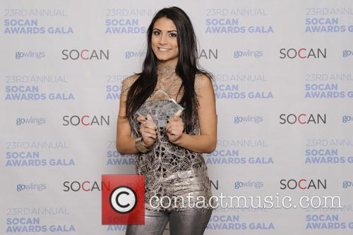 Annual Socan Awards, Gala and Roy Thomson Hall 8