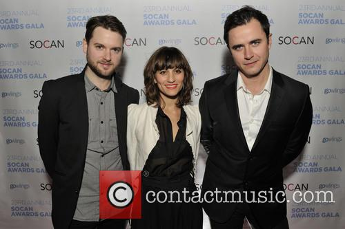 Annual Socan Awards, Gala and Roy Thomson Hall 11