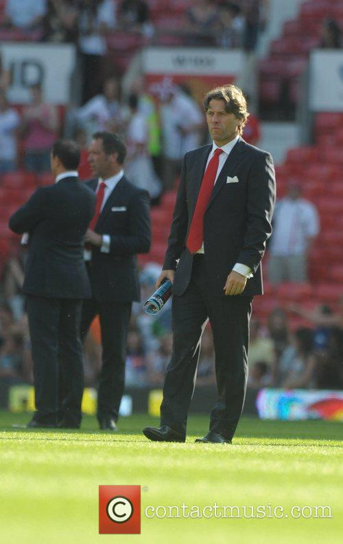 John Bishop Soccer Aid 2012 in support of...
