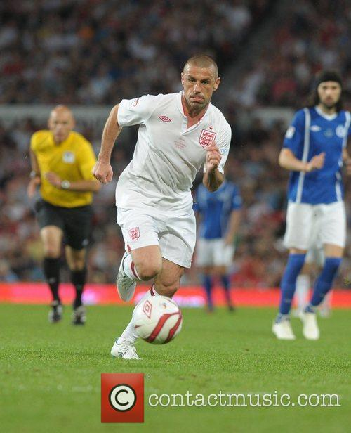 Kevin Phillips  Soccer Aid 2012 in support...