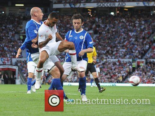 soccer aid  Soccer Aid 2012 in support...