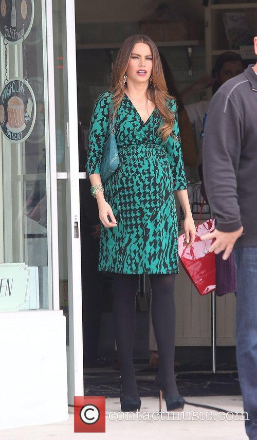 Sofia Vergara, Modern Family, West Hollywood Los Angeles and California 10