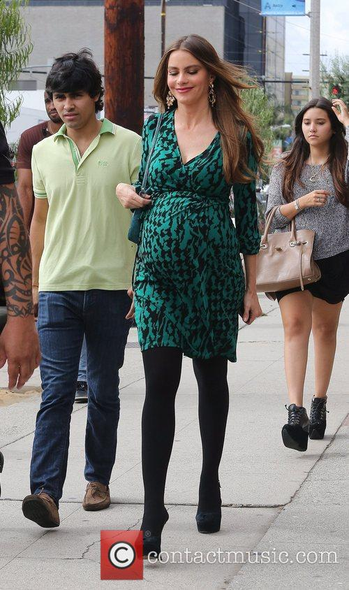 Sofia Vergara, Modern Family, West Hollywood Los Angeles and California 9