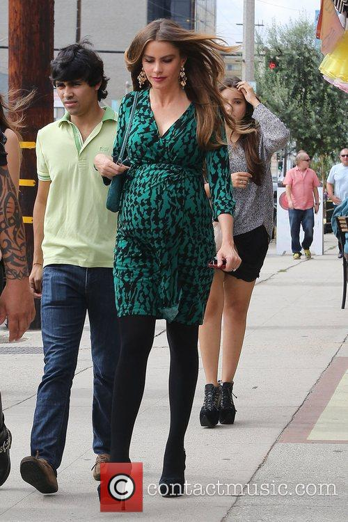 Sofia Vergara, Modern Family, West Hollywood