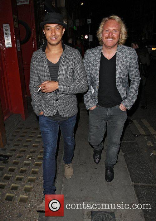 Jade Jones and Leigh Francis 4