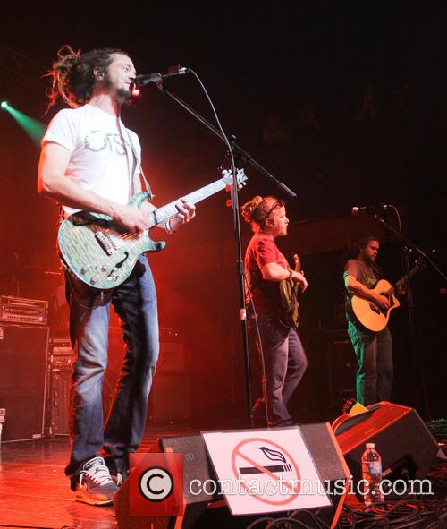 SOJA perform live on stage at Revolution Live