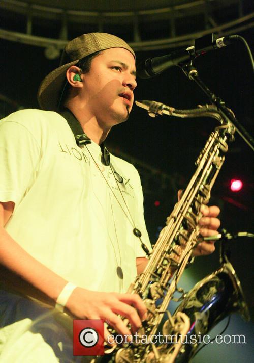 SOJA SOJA perform live on stage at Revolution...