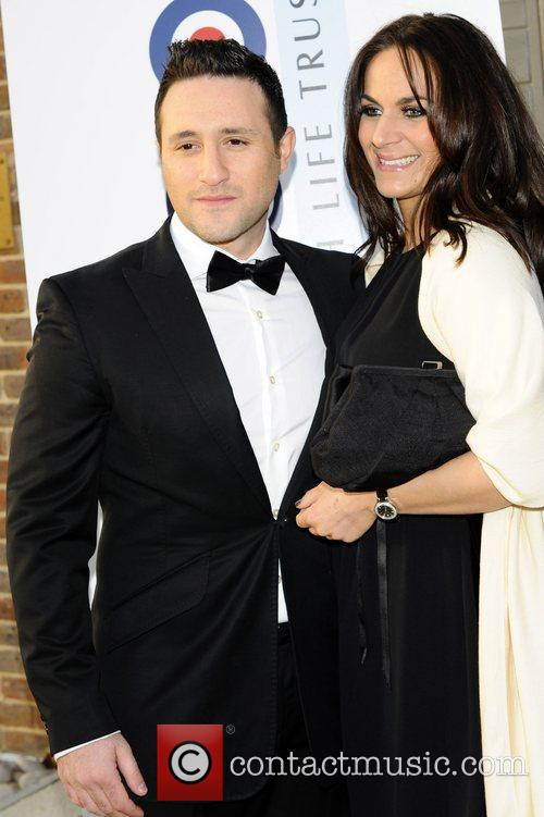 Antony Costa and guest Soldiering On Awards held...