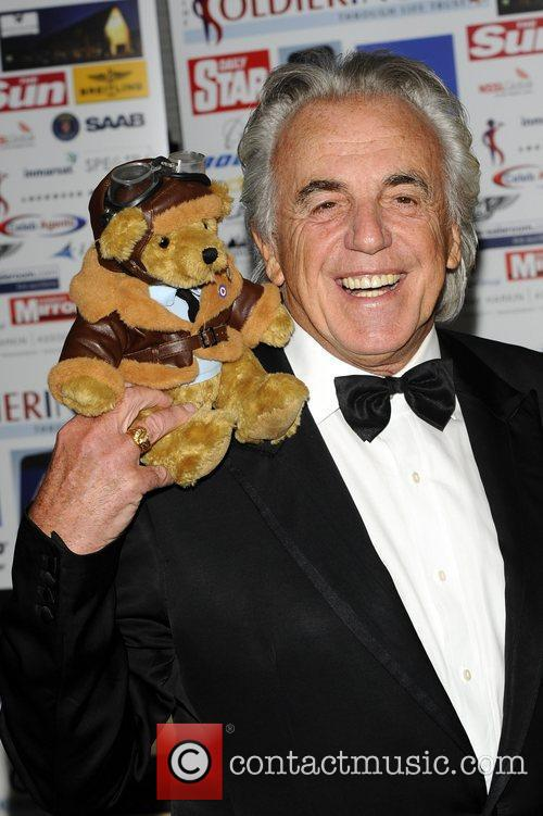 Peter Stringfellow Soldiering On Awards held at the...