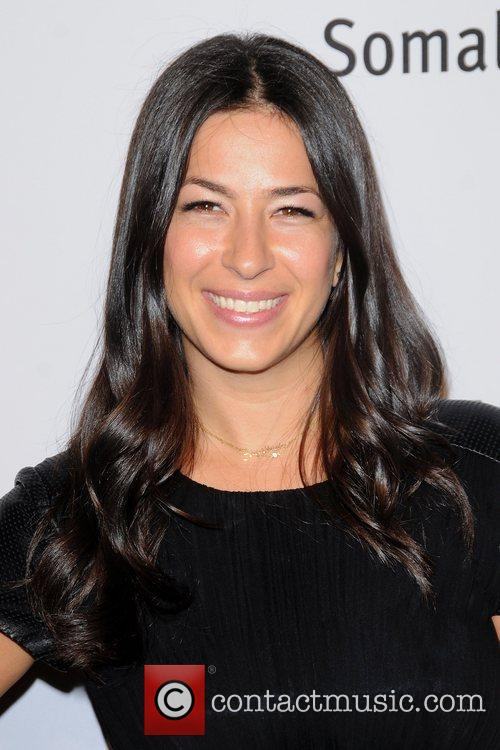 Rebecca Minkoff at the 2012 Somaly Mam Foundation...