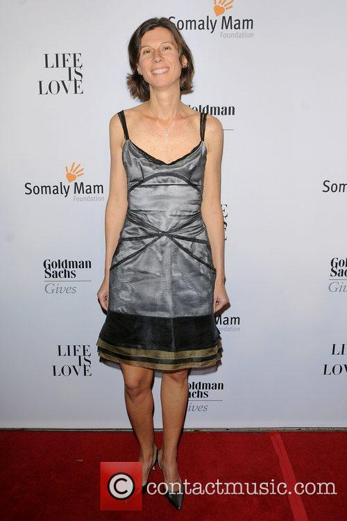 Jennifer Fonstad at the 2012 Somaly Mam Foundation...