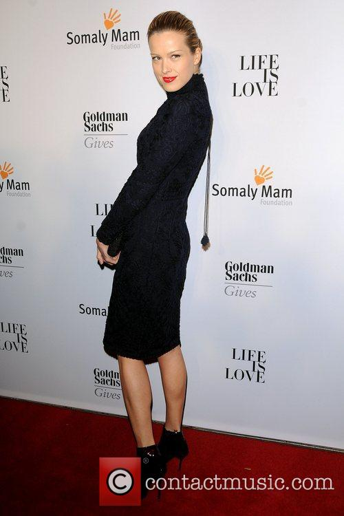 Petra Nemcova, Somaly Mam Foundation Gala, Red Carpet Arrivals. New and York City 1