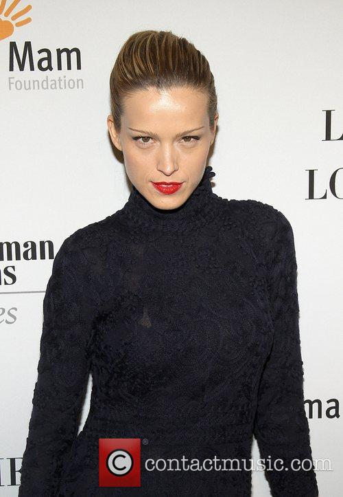 Petra Nemcova  attends the Somaly MAM Foundation...