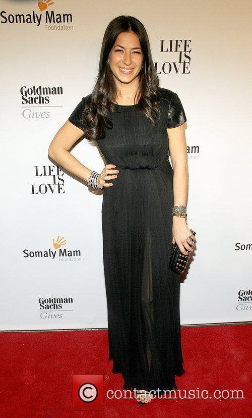 Rebecca Minkoff attends the Somaly MAM Foundation Gala...