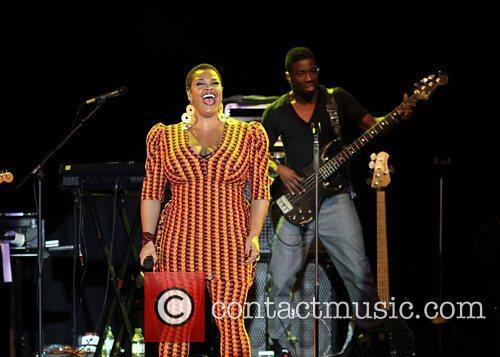 Jill Scott and Somerset House 3