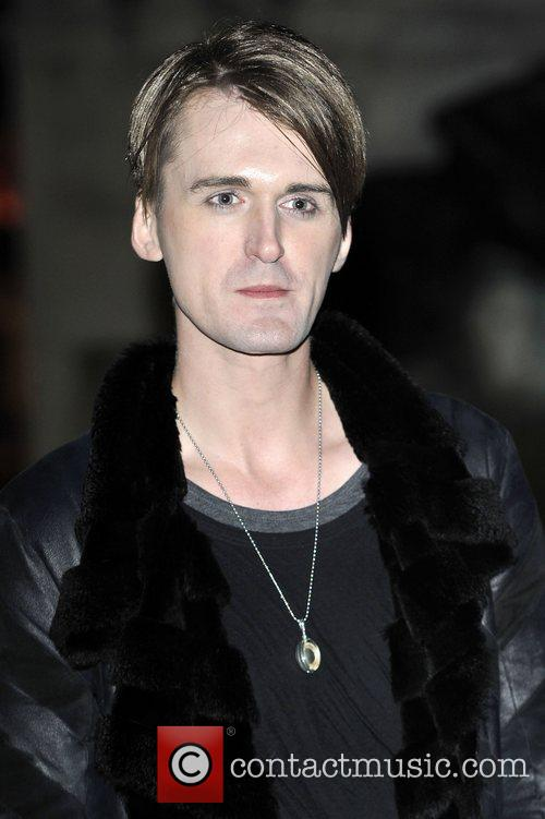 Gareth Pugh,  at the launch party for...