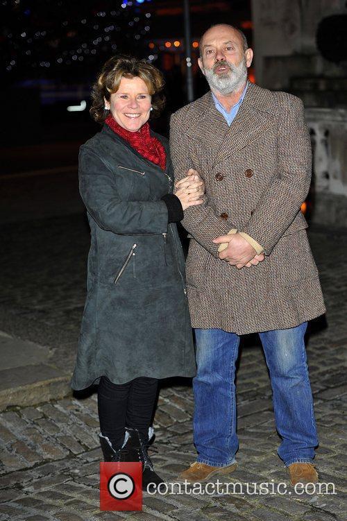 Imelda Staunton and Keith Allen 4