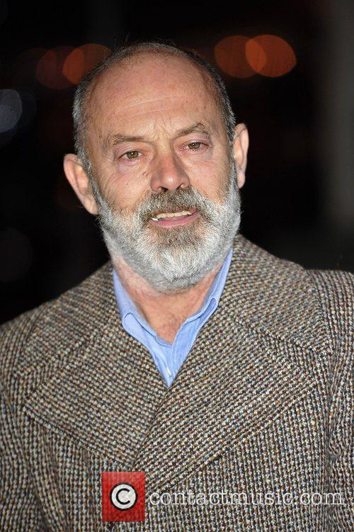 Keith Allen,  at the launch party for...