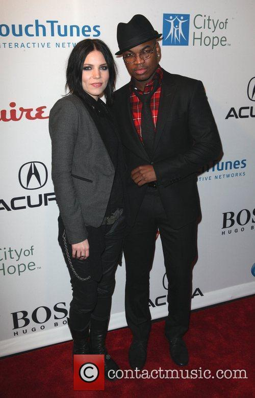 Skylar Grey and Ne-yo 3