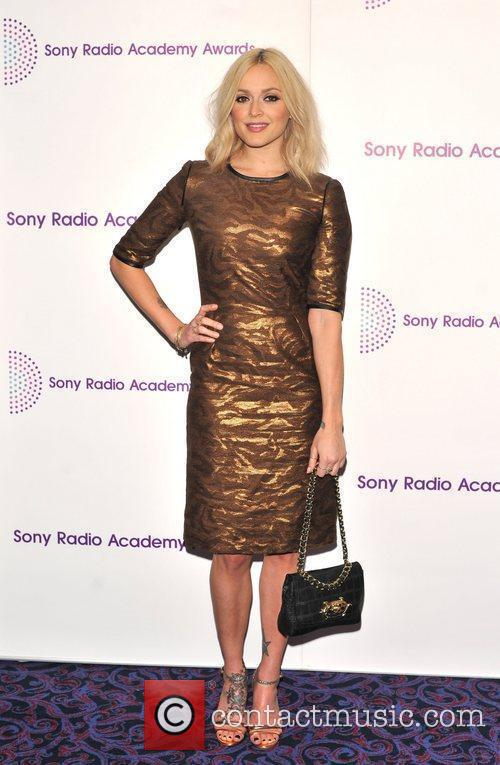 Fearne Cotton 30th Sony Radio Academy Awards held...