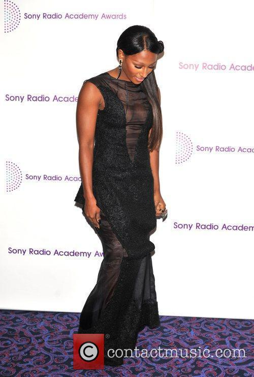 Alexandra Burke and Academy Awards 2