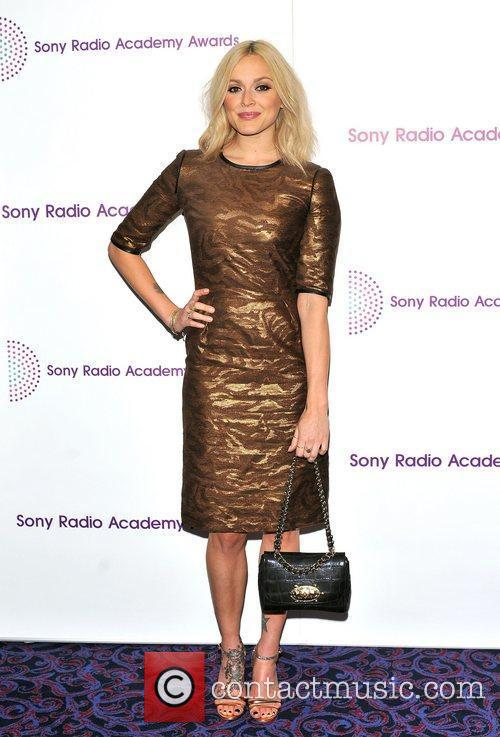 Fearne Cotton 30th anniversary Sony Radio Academy Awards...