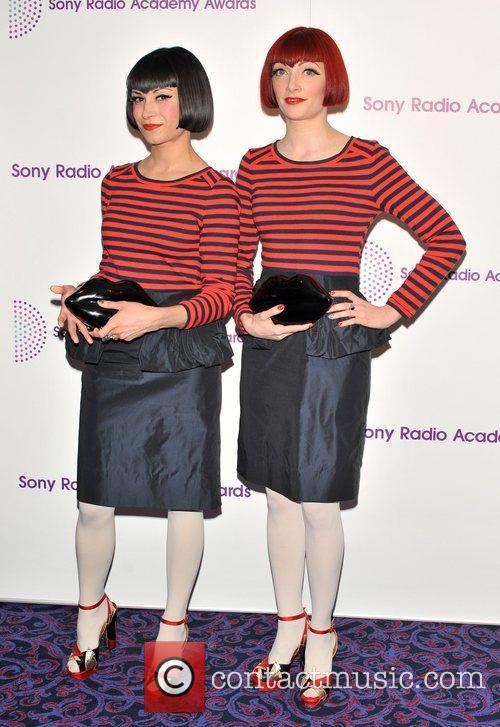Guests 30th anniversary Sony Radio Academy Awards held...