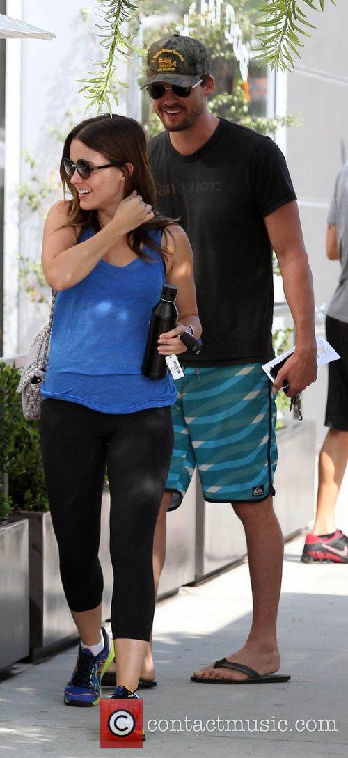 Sophia Bush out and about in Hollywood Los...