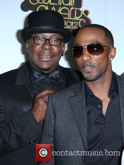 Bobby Brown and Ralph Tresvant 5