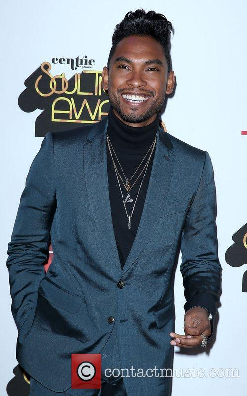 miguel 2012 soul train awards at the 4167843