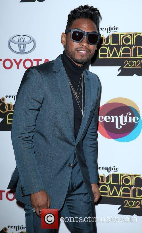miguel 2012 soul train awards at the 4167873