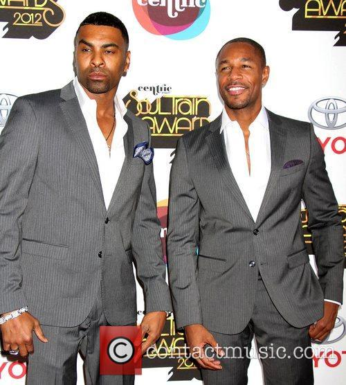 Ginuwine and Tank 6