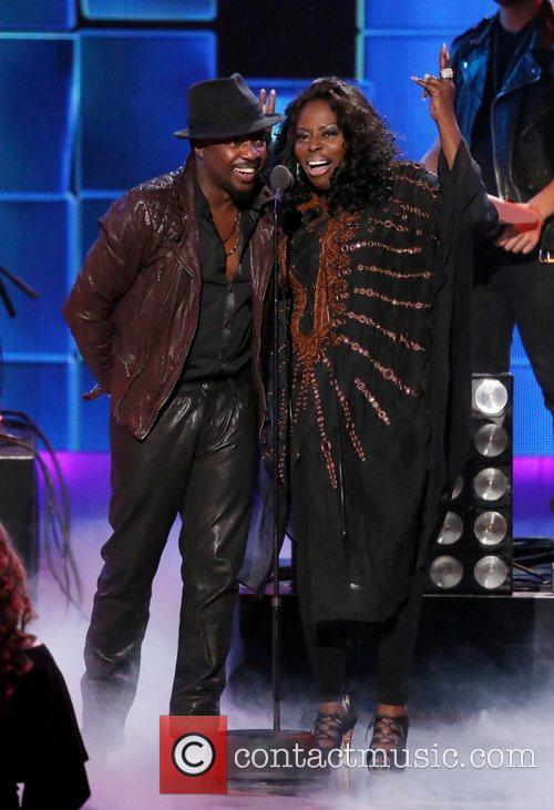 Anthony Hamilton and Angie Stone