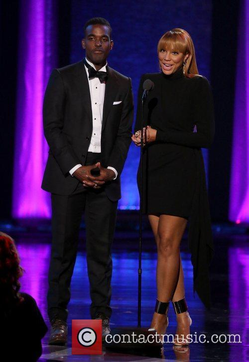 Luke James and Tamar Braxton 2