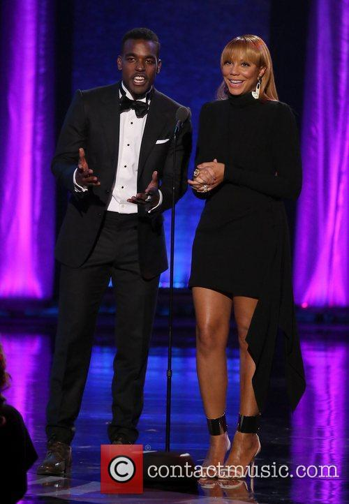 Luke James and Tamar Braxton 1