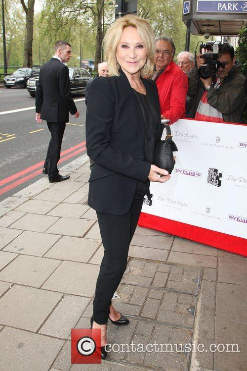 Felicity Kendall The South Bank Sky Arts Awards...
