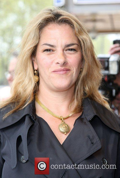 Tracey Emin The South Bank Sky Arts Awards...