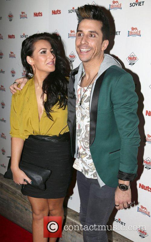 Russell Kane, The Soviet Nuts Awards, Party, Aura and Mayfair 3