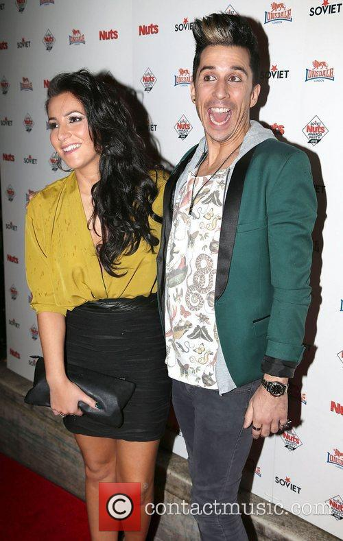 Russell Kane, The Soviet Nuts Awards, Party, Aura and Mayfair 1