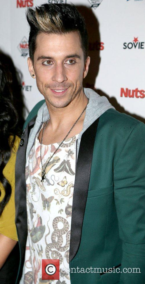 Russell Kane, The Soviet Nuts Awards, Party, Aura and Mayfair 2