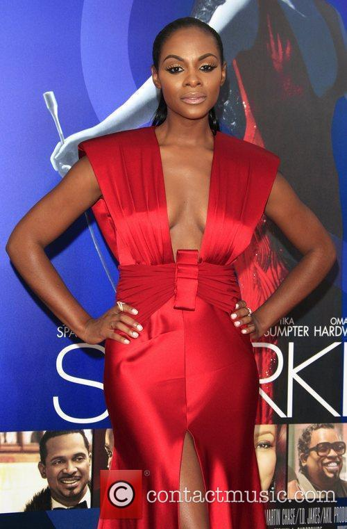 Tika Sumpter New York screening of 'Sparkle' starring...