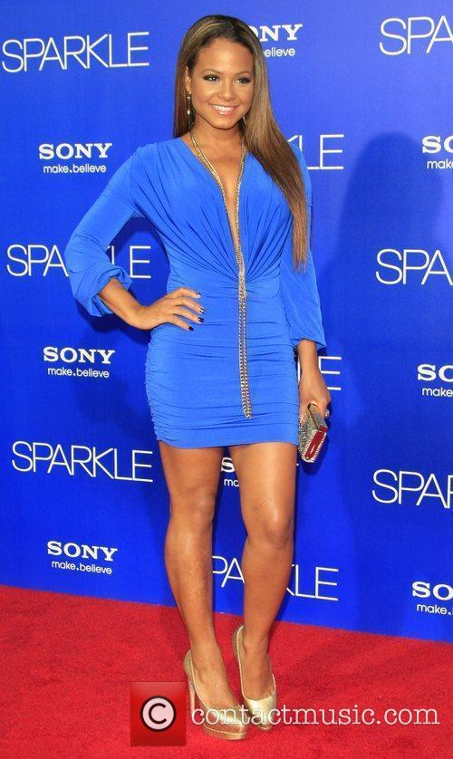 christina milian the los angeles premiere of 4036506