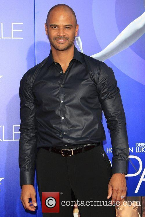 Dondre Whitfield The Los Angeles Premiere of 'Sparkle'...
