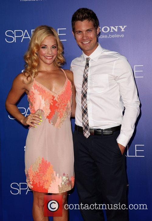 Amy Paffrath and Drew Seeley The Los Angeles...