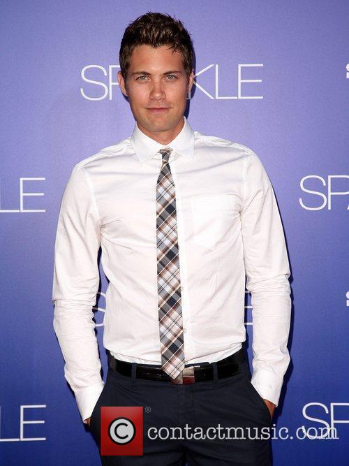 Drew Seeley The Los Angeles Premiere of 'Sparkle'...