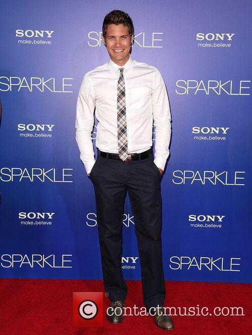 The Los Angeles Premiere of 'Sparkle' - Inside...