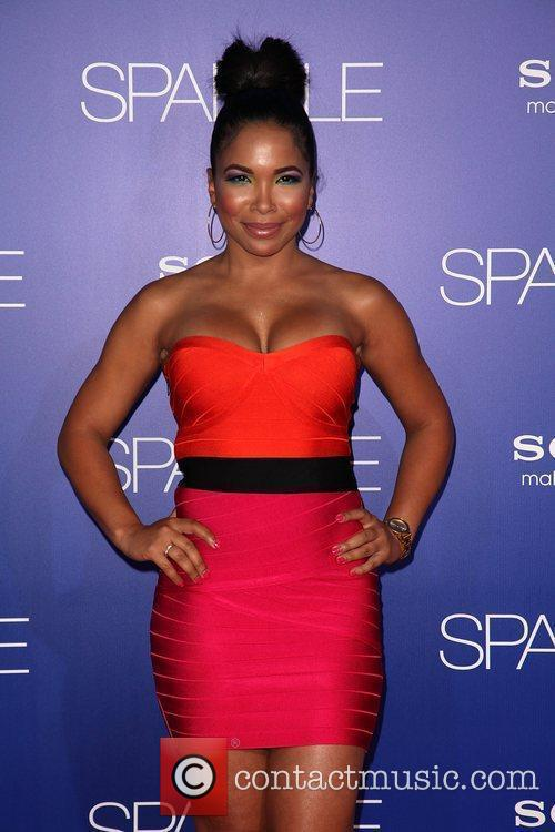 Maya Gilbert The Los Angeles Premiere of 'Sparkle'...