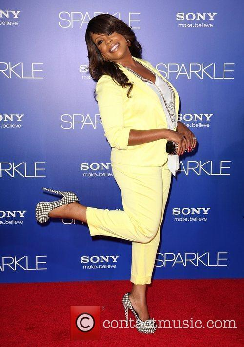 Neicy Nash The Los Angeles Premiere of 'Sparkle'...