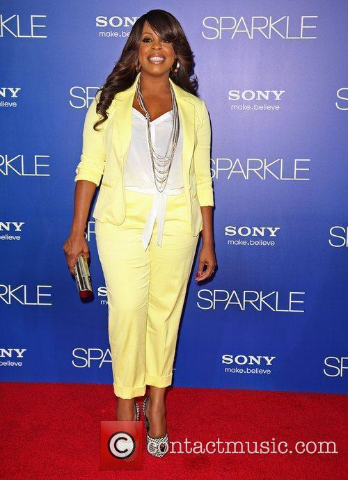 Niecy Nash The Los Angeles Premiere of 'Sparkle'...