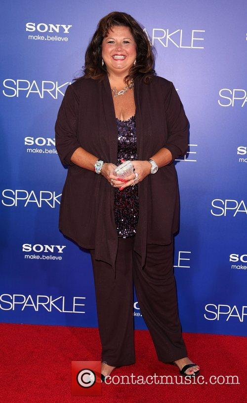 Abby Lee Miller Los Angeles Premiere of 'Sparkle'...